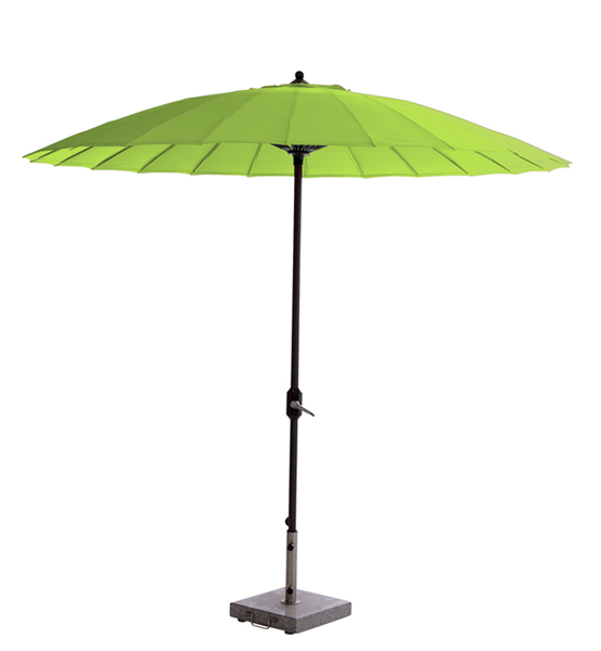 Bescherm u tegen de felle zon parasol mega meubel - Zon parasol ...