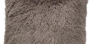 Kussen fluffy 45*45  Driftwood