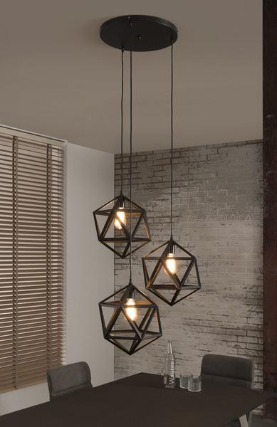 Hanglamp Geometrisch