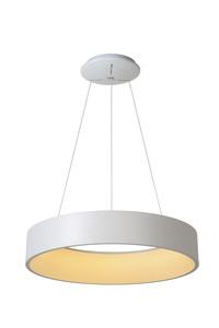 Moderne lamp wit LED 46400/40/31