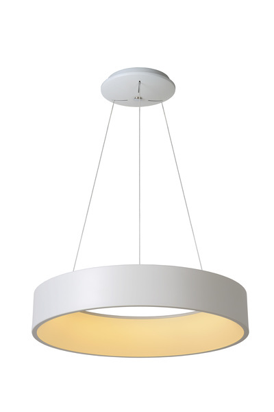 Moderne lamp wit LED 46400/40/31