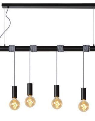 Hanglamp zwart Jaime