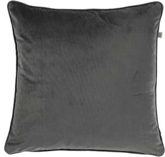 Kussen Fin donker grijs 70cm*70cm