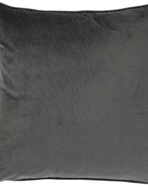 Kussen Fin donker grijs 70*70