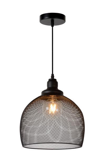MESH - Hanglamp - Ø 28 cm - Zwart
