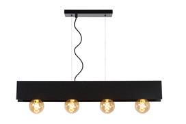 SURTUS - Hanglamp  - Zwart