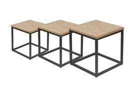 Bijzet tafel vierkant L