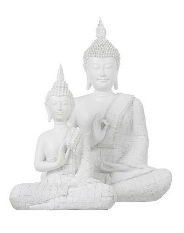 Boeddha zittend Large