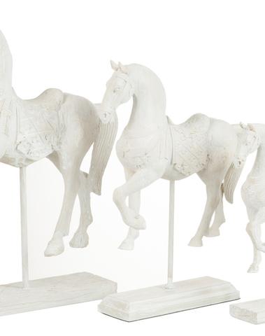 Paard op voet large
