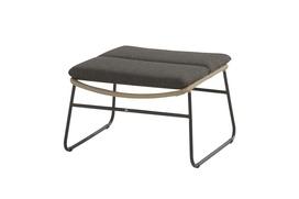 Scandic footstool