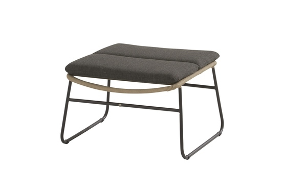 Scandic footstool