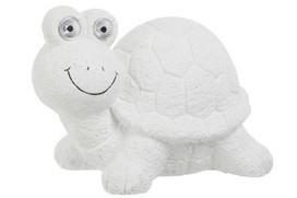 Schildpad magnesia wit