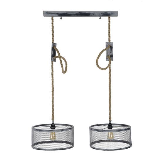 2-lichts lamp
