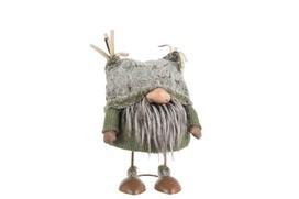 Kabouter Textiel Groen/Bruin Small