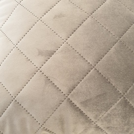 kussen 45*45 Evy taupe