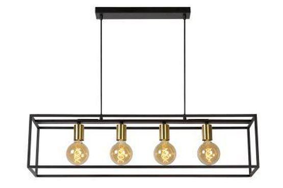Ruben hanglamp 4* E27