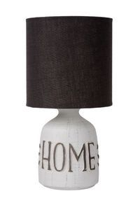 COSBY - Tafellamp - Ø 16,5 cm - E14 - Wit