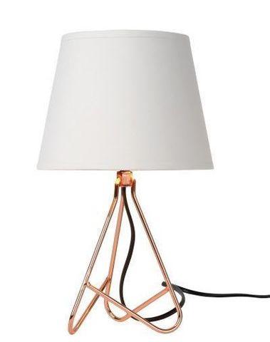 GITTA - Tafellamp - Ø 17 cm - E14 - Koper