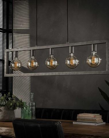 Hanglamp 5-lichts Step