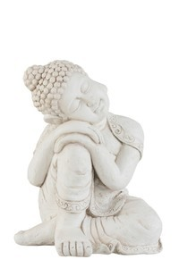 Boeddha Relax Magnesium Wit Large