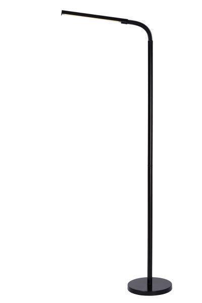 GILLY - Leeslamp - LED - 1x5W 4000K - Zwart