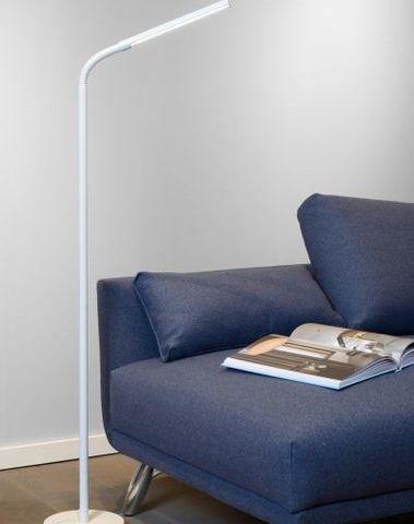 GILLY - Leeslamp - LED - 1x5W 4000K - Wit