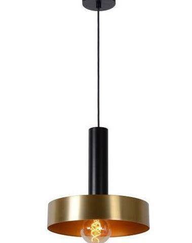 GIADA - Hanglamp - Ø 30 cm - E27 - Mat Goud / Messing