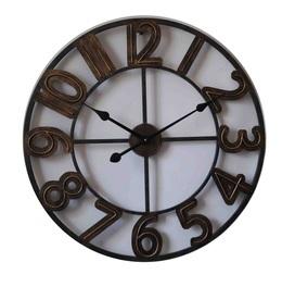Old metal Round Clock €55,95