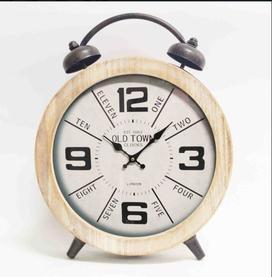 Alarm Bell Standing clock