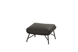 Wing Footstool with cushion