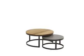 Stonic Set of 2 coffee tables