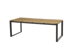 Heritage teak tafel 160cm
