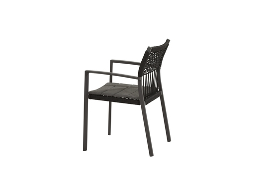 Inca Dining Chair Carbon
