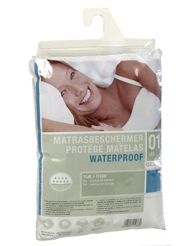 Matrasbeschermer waterproof hoeslaken badstof 160*200