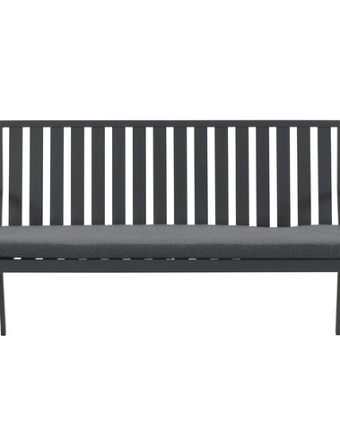 Bench Bruno With Cushion