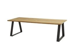 Basso Teak tafel 240cm