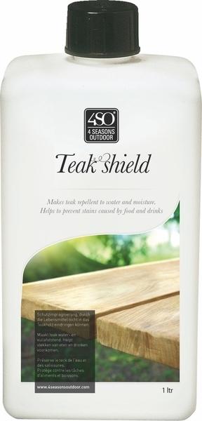 4SO Teak Shield
