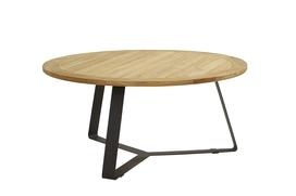 Basso teak tafel rond 160cm