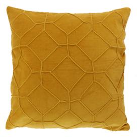 Sierkussens Babs 45*45 mellow Yellow