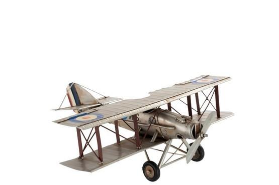 Vliegtuig Dubbeldekker
