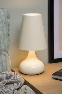 Isla tafellamp beige