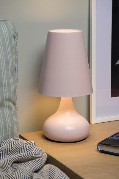 Tafellamp Isla roze