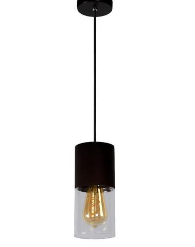 Hanglamp Zino Roest bruin