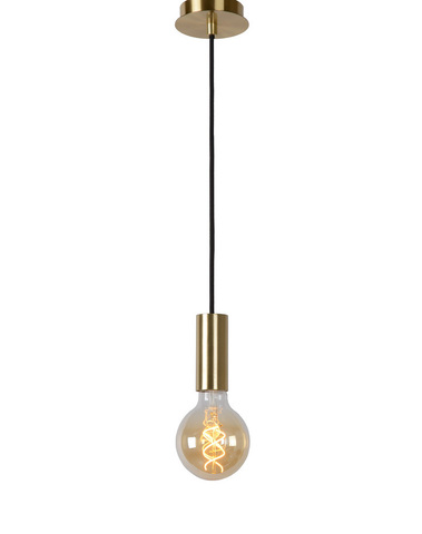 Hanglamp Droopy goud/ messing