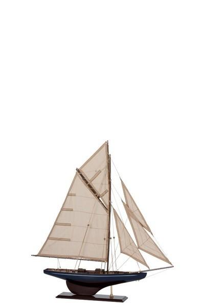 Zeilboot Hout