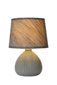 RAMZI - Tafellamp - Grijs