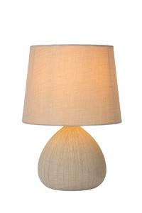RAMZI - Tafellamp  - Beige