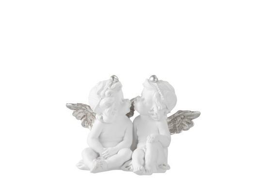 Engel kussend