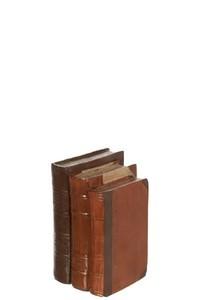 Boeken Poly Bruin Medium