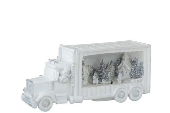 Truck Decoratie Winter